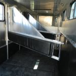 Stall Doors in Locked Position