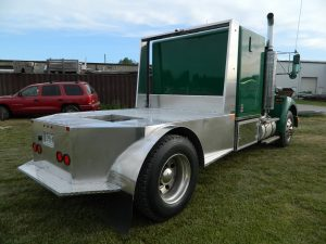 Aluminium Truck Bed