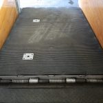 Treaded Rubber on Interior Ramps