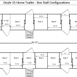 Box Stall Floor Plans