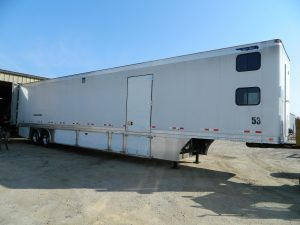 Heavy Horse Equipment Trailer