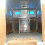 Interior View and Ramp