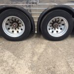 Polished Rims and Tires